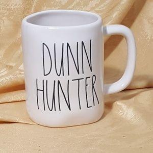 Rae Dunn Dunn Hunter Mug